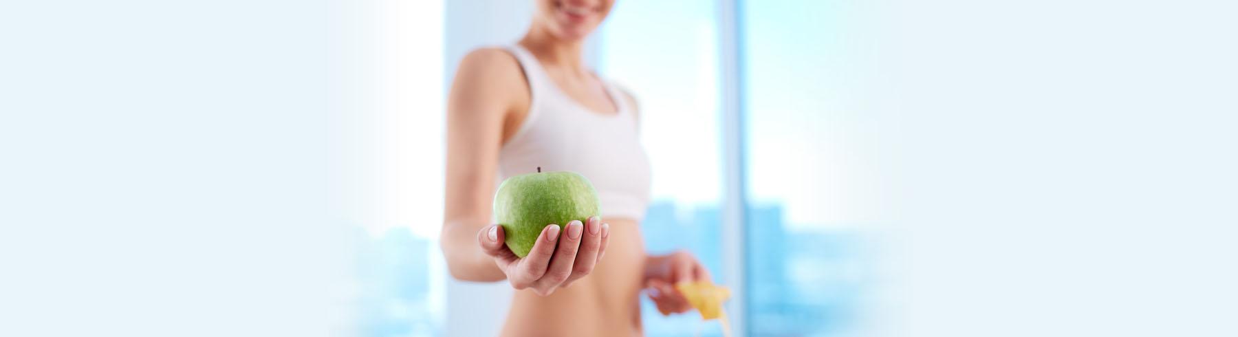 Perte du poids